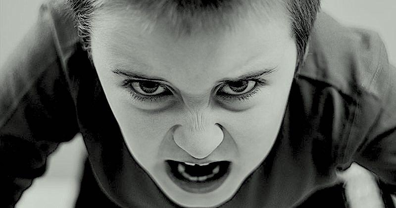 evil_child bw
